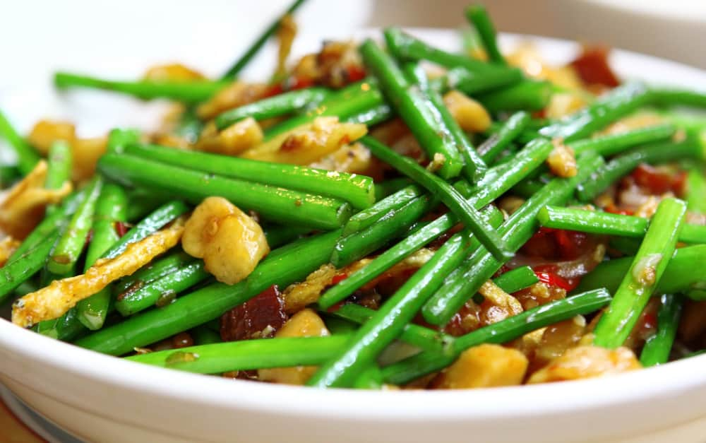 Types of Chinese Beans