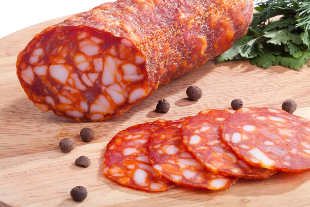 Types of Pepperoni