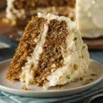Why Do Carrots Turn Green in Carrot Cake?