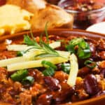 Types of Chili Beans