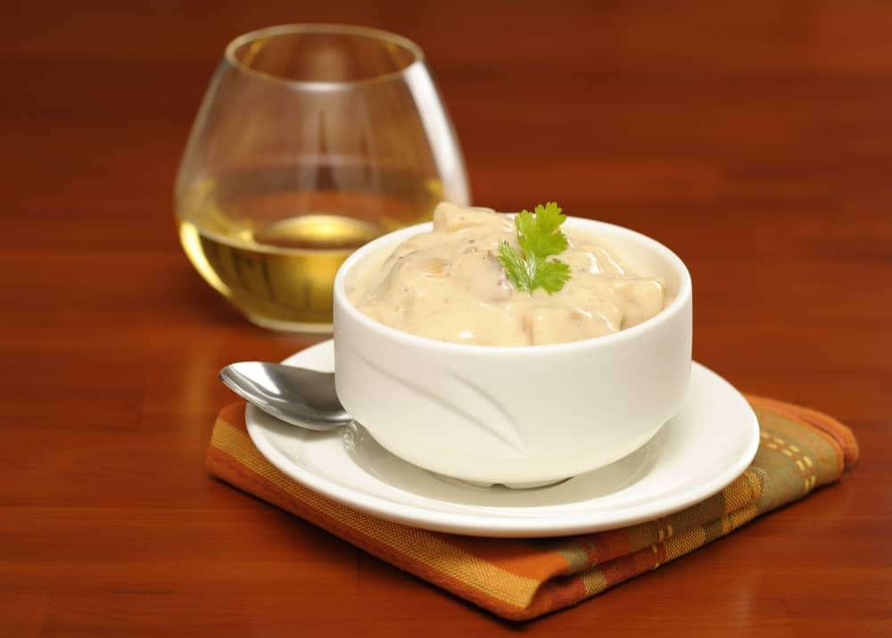 What Wine Goes With Clam Chowder?