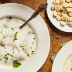 What Goes With Clam Chowder?